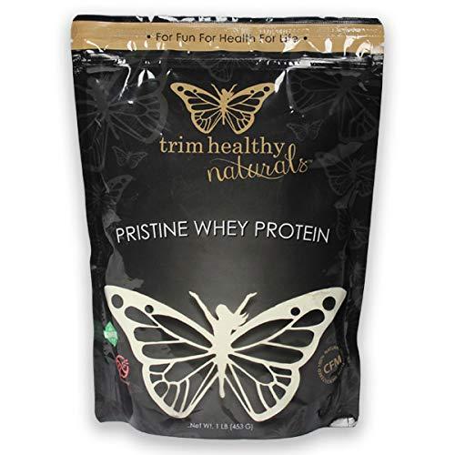 Trim Healthy Naturals Pristine Whey Protein Powder