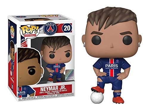 Funko 39827 POP Vinyl: Football-Neymar da Silva Santos Jr. (PSG) Collectible Figure, Multicolour