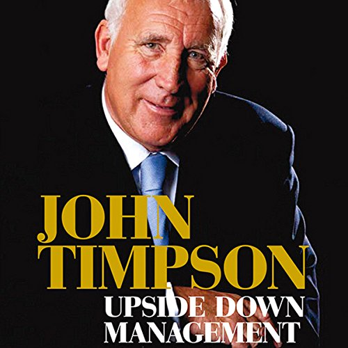 Upside Down Management audiobook cover art