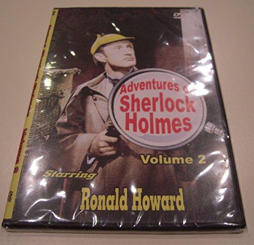 Adventures Of Sherlock Holmes - Vol. 2