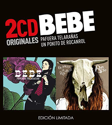 Bebe -Pafuera Telarañas / Un Poquito De Rocanrol (2 CD)