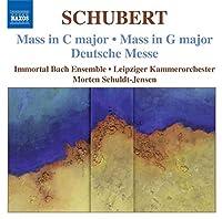 Mass in C Major / Mass in G Major / German Mass