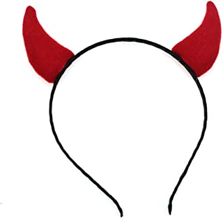 Bullidea 1x Headband Hairpin Hairband Headband for Christmas Party Decoration