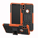 MRSTER Xiaomi Redmi S2 Hülle, Outdoor Hard Cover Heavy