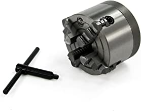 """Lathe Chuck, 4-Jaw 4"""" with Adapter"""