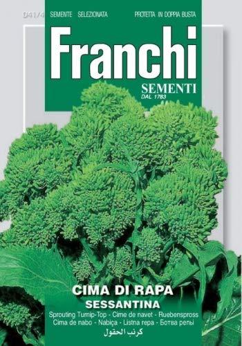 Stängelkohl/Cima di rapa Sessantina