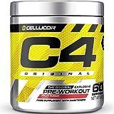C4 Original - Suplemento en polvo para preentrenamiento - Cóctel de frutas   Bebida energética...