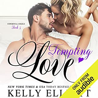 Tempting Love                   Written by:                                                                                                                                 Kelly Elliott                               Narrated by:                                                                                                                                 Stephen Dexter,                                                                                        Yvonne Syn                      Length: 9 hrs and 23 mins     1 rating     Overall 4.0