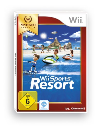 Nintendo Wii Sports Resort - Juego