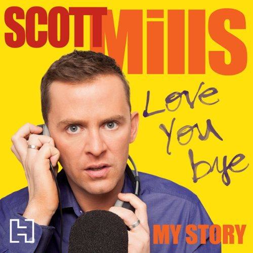 Love You Bye audiobook cover art