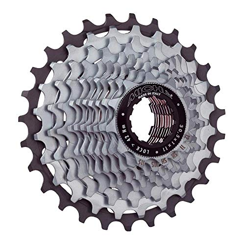 Miche Primato Light 11 Speed Campagnolo, Cassetta Unisex-Adulto, 11/32
