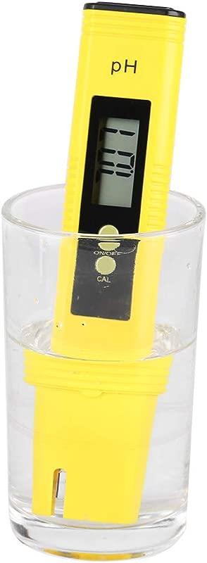 Digital PH Meter Pen 0 00 14 00 Measurement Range Protable LCD PH Tester 0 01 Resolution PH Meter Aquarium Pool Water Wine Tester Tool Automatic Temperature Calibration