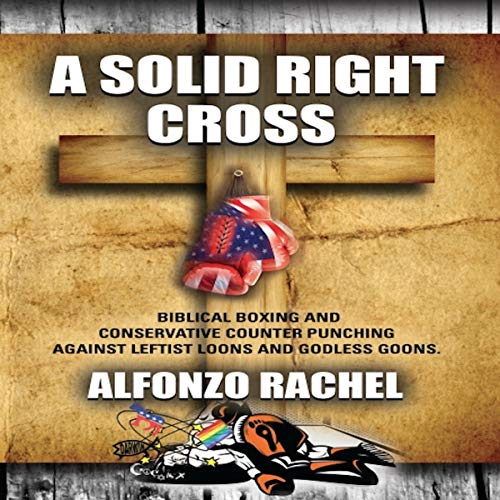 A Solid Right Cross audiobook cover art