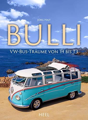 VW Bulli: VW-Bus-Täume von T1 bis T3