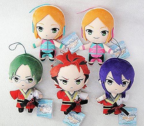 Ensemble Stars  Stuffed Kozuki  wink all five