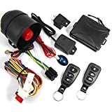 UseMost Universal 8113 Car Alarm Automatic Latch Without Password Security Chip Central Locking