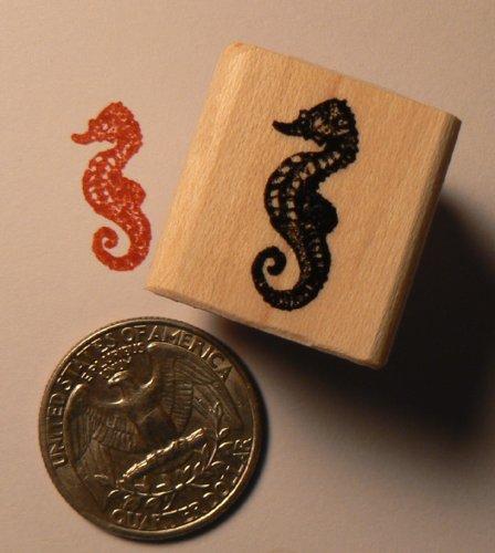 Seahorse Stamp Miniature P24