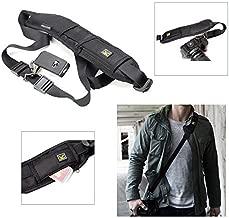 Black Single Shoulder Sling Belt Strap for Samsung WB2100 WB100 WB110 WB1100