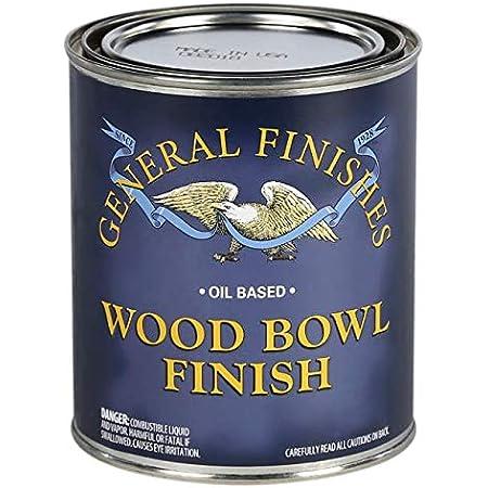 General Finishes Wood Bowl Finish, 1 Quart