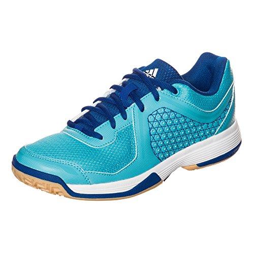 Adidas counterblast 3 chaussures de handball pour femme Bleu/Blanc 8,5 UK - 42 2/3 EU