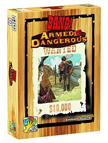 DV Giochi Armed & Dangerous-Espansione di Bang-Edizione Italiana, Multicolore, DVG9109