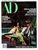 Architectural Digest Magazine (May, 2021) Naomi Campbell in Kenya