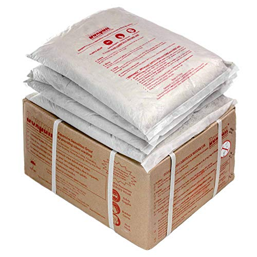 Dexpan Expansive Demolition Grout 44 Lb. Box for Rock Breaking, Concrete Cutting, Excavating. Alternative to Demolition Jack Hammer Breaker, Jackhammer, Concrete Saw, Rock Drill (DEXPAN44BOX1)