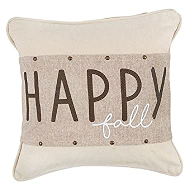 Mud Pie HAPPY FALL PILLOW WRAP