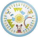 Philips Lighting e Disney Lampada da Parete o Soffitto LED Mickey Mouse Baby, Azzurro