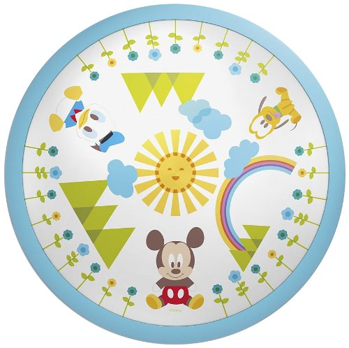 Philips Disney 717603016-Plafonnier (Children 'kinderzimmer, Multi, ronde, LED, 4 W, 2700 K)