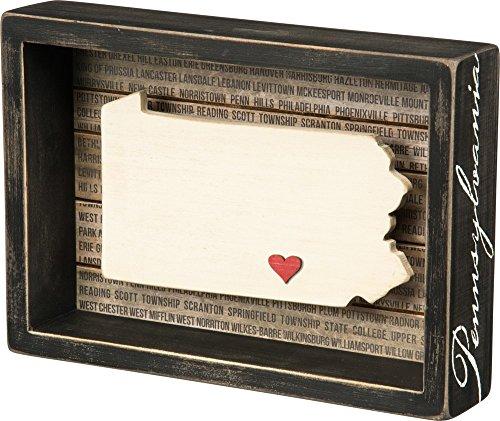 Primitives by Kathy Placa Wanderlust Box 27415, 21 x 15 cm, Pensilvânia