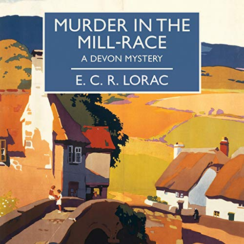 Murder in the Mill-Race cover art