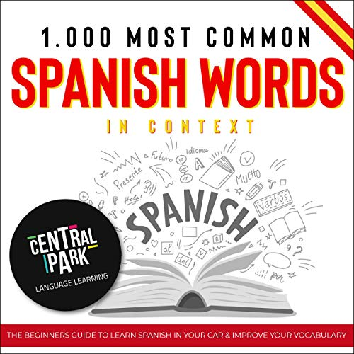 1,000 Most Common Spanish Words in Context  By  cover art
