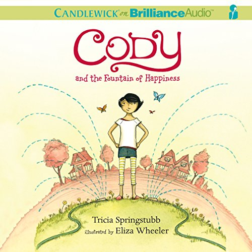 Cody and the Fountain of Happiness audiobook cover art