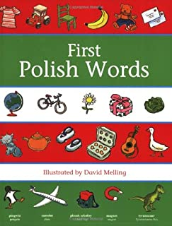 Oxford First Polish Words (First Words)