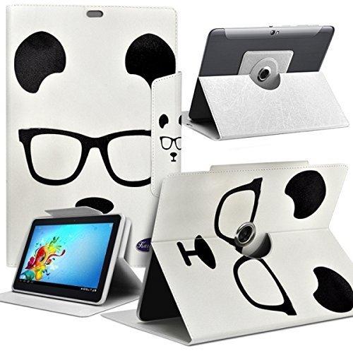 Seluxion MV09 - Funda con tapa y soporte horizontal para tablet Chuwi Hi10 de 10', diseño universal L