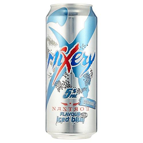 Mixery Iced Blue Biermischgetränk MEHRWEG (1 x 0.5 l)