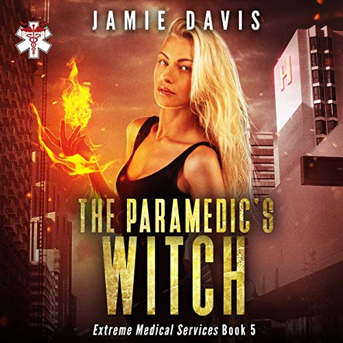 The Paramedic's Witch audiobook cover art