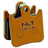 Noah And Theo NT-BP030/CR - Pastiglie per freni a disco in ceramica per Hope Tech 3 X2 e Race Evo X2. Compatibile anche con i cuscinetti Hope HBSP237.