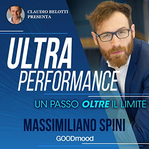 Ultra Performance copertina