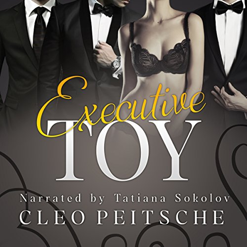 Executive Toy, Volume 1 audiobook cover art