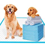 JOINPADS Extra Large Dog Pee Pads 28'x34', Puppy Potty Training Pet Pads, Super Absorbent and Thicker Materials, Quick Drying No Leaking Pee Pads for Dogs Cats Rabbits Pets, Disposable, 30 Counts