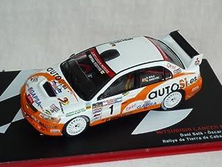 Altaya by Ixo Mitsubishi Lancer Evo Evolution ix 9 Dani Sola Oscar Sanchez Rallye De Tierra De Cabanas 2007 Rally 1/43 Modellauto Modell Auto Sonderangebot