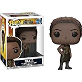 Funko Pop!- Marvel Black Panther: Nakia Figura de Vinilo (23349)...