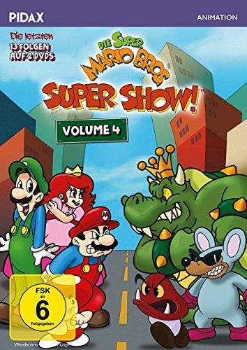 Super Mario Bros. Super Show - Vol. 4 (2 DVDs)