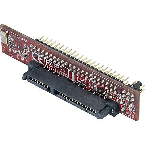 Renkforce interface-converter [1x IDE-stekker 44-polig. - 1x SATA combi-bus 7 + 15 pol.]