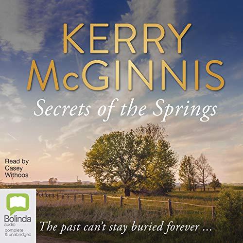 Secrets of the Springs cover art