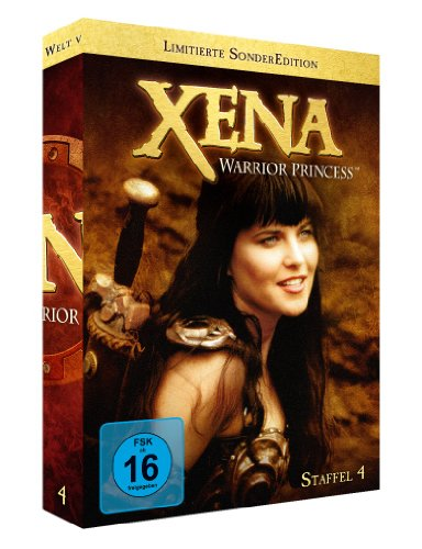 Warrior Princess - Staffel 4 (Limited Edition) (6 DVDs)