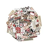 Tim Holtz Ephemera Pack, Papier, Mehrfarbig, 12.1 x 10 x 1 cm -