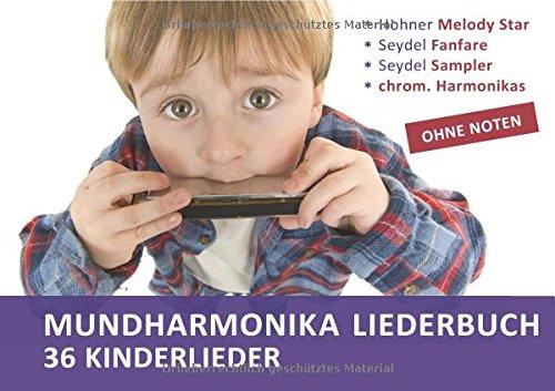Diatonic Songbooks / Mundharmonika Liederbuch